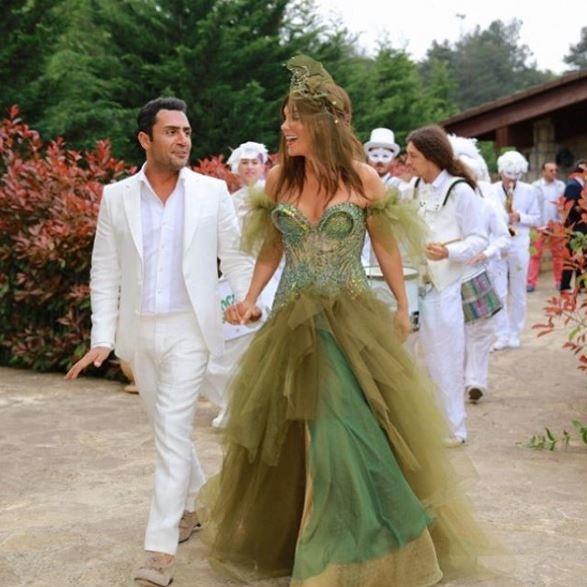 Seren Serengil ve Yaşar İpek evlendi!