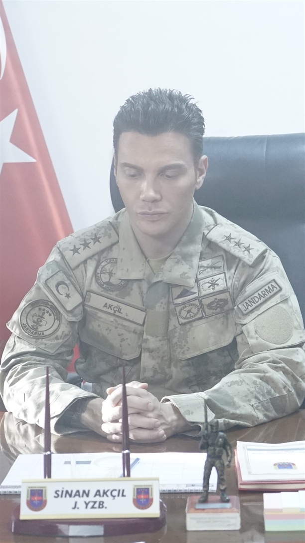 Jandarma Yüzbaşı Sinan Akçıl