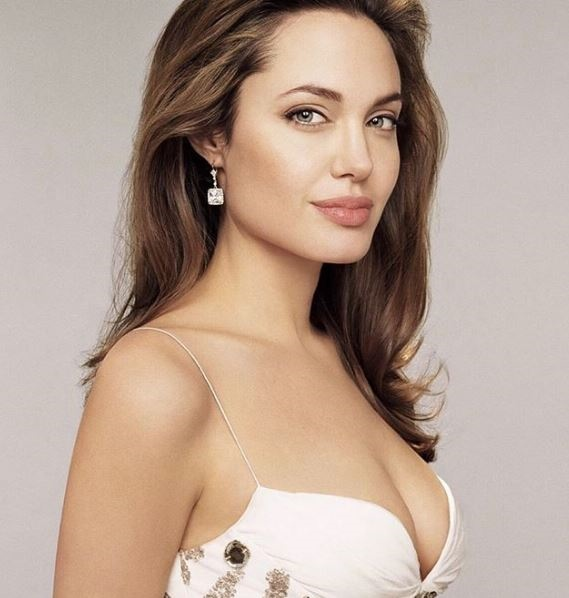 Angelina Jolie claims shock