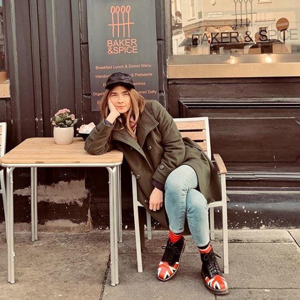 Instagram'da ünlüler - 10.01.2019