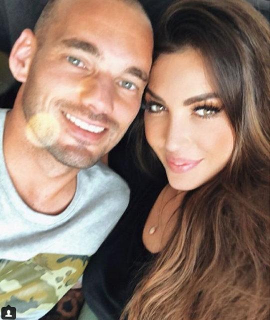 Wesley Sneijder ve Yolanthe Cabau neden boşanıyor?